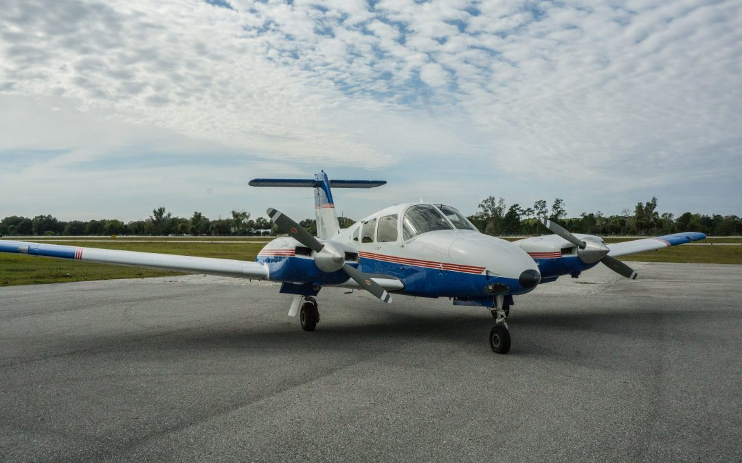 Our New Multi-Engine Aircraft! (Video)
