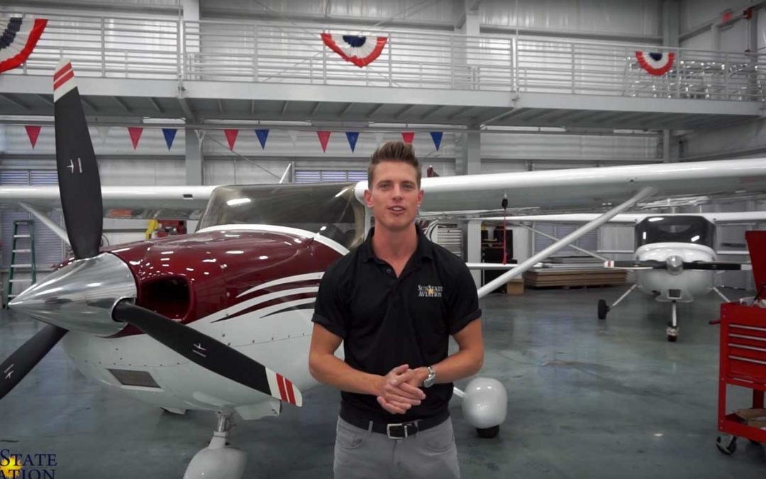 SunState Aviation Video Blog Announcement