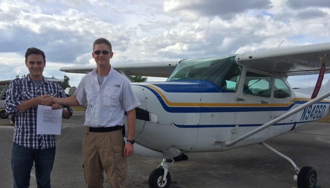 Thomas V. | Commercial Pilot