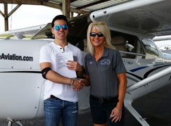 Instrument Flight Training Success!