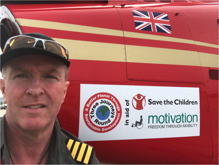 Three Journeys Round – The UpComing Incredible Journey of Matthew Gallagher
