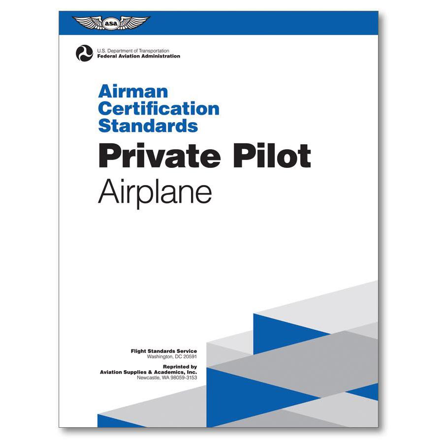 Asa airman certification standards private pilot airplane asa airman certification standards private pilot airplane 1betcityfo Images